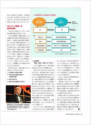 「月刊 事業構想」P45